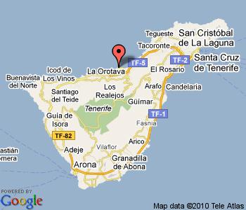 Tu municipio puerto de la cruz cabildo de tenerife - Puerto santiago tenerife mapa ...