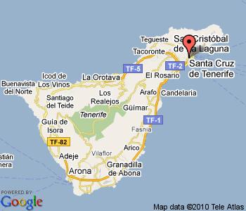 Tu municipio Santa Cruz de Tenerife Cabildo de Tenerife