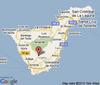 vila flor mapa Tu municipio   Vilaflor   Cabildo de Tenerife vila flor mapa