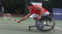Sports and disability - Have a go, take up a sport.