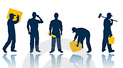 Being unemployed - Information on employment offices and unemployment benefits.