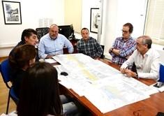 Carreteras facilitará las salidas de Agua García y El Portezuelo en la ampliación de la TF-5